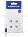 MAGNETOPLAN magneti za magnetne staklene table SET 1/4