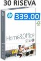 30 riseva HP HOME&OFFICE papira za kopiranje i štampu A4 80gr 500 lista