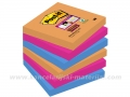 3M POST-IT BANGKOK Super Sticky 76x76mm 1/6
