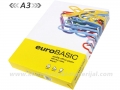 MONDI A3 EURO BASIC fotokopir papir 80gr 500 lista