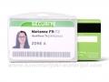 TARIFOLD držač za 2 ID kartice sa RFID ZAŠTITOM 98x66mm 1/10 (200428)