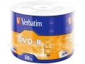VERBATIM DVD-R 4.7GB x16 1/50 Wrap (u foliji)
