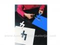 *LEGAMASTER magnetni list u plavoj boji