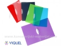 VIQUEL CLIP fascikla A4