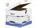 FELLOWES System Flip Top Cube - kutija za arhiviranje sa poklopcem
