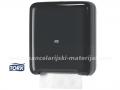 TORK H1 Matic® držač za ubruse u rolni - crni poluautomatski