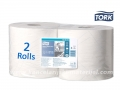 TORK W1 ubrus Advanced 420 Combi Roll beli 1/2
