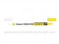 PELIKAN 931410 signir sa brisačem - žuti