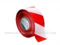HySeal traka za obeležavanje radova crveno-bela 50mm x 250m