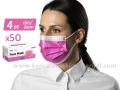 CIKLAMA jednokratna zaštitna maska - pakovanje 50 komada