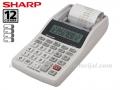 SHARP EL-1611V računska mašina sa 12 cifara i trakom